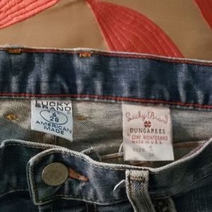 Lucky Brand Jeans - Lucky Brand Jeans | Vintage Lucky Brand Dungarees